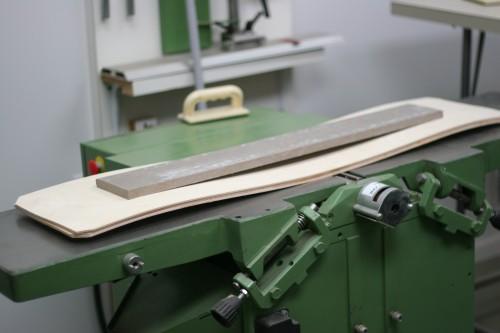 Longboard Molded Blank